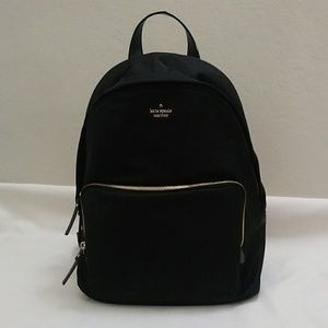 "Kate Spade 15"" nylon tech backpack"